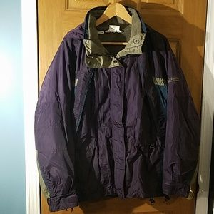 Columbia Womens Fire Ridge Winter Coat Sz L